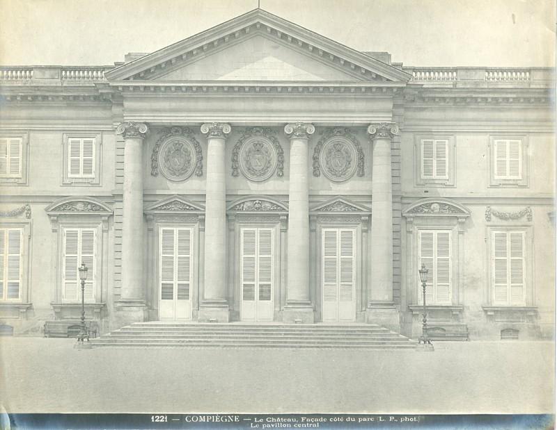 The Château de Compiègne