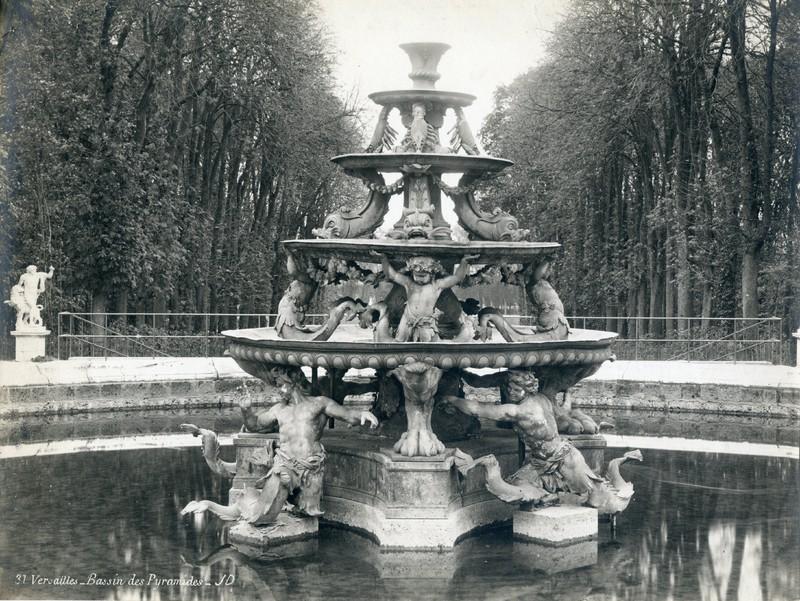 Bassin de la Pyramide, Versailles