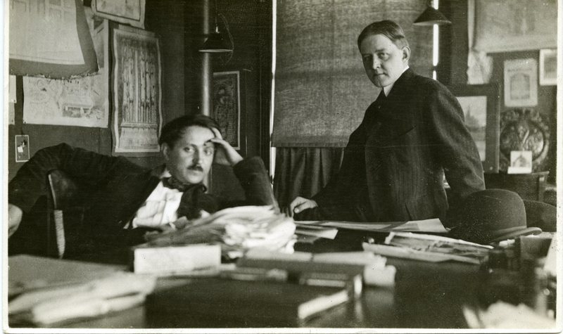Edward H. Bennett and Fernand Janin