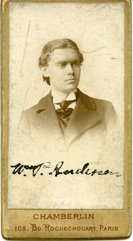 Peirce Anderson Photograph