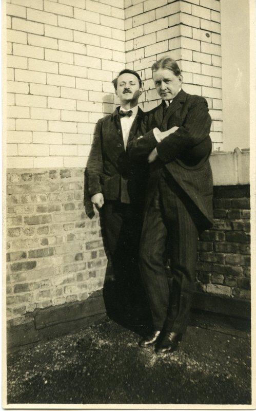 Edward H. Bennett and Fernand Janin