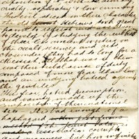 Edward Heinburger to Edward H. Bennett Correspondence