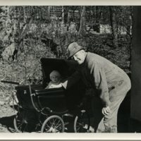 Edward H. Bennett and Baby